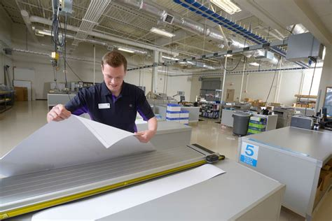 bureau fedex fedex office optimizes commercial print production with