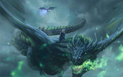 desktop wallpaper daenerys targaryen dragon ride game