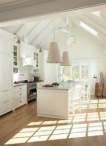 Vaulted Ceilings - White or Wood