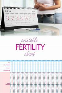 Ovulation Tracking Chart Printable Trying To Conceive Print And Use This Fertility Chart To