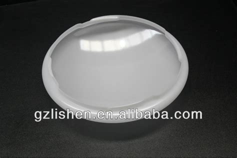 plastic diffuser l shade outdoor ceiling light cover