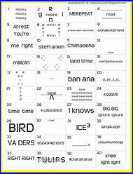printable rebus puzzle brain teasers