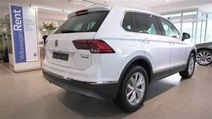 Volkswagen Tiguan Carat Bluemotion : volkswagen tiguan neuf 2 0 tdi 150 bluemotion technology dsg7 4motion carat blanc pur youtube ~ Medecine-chirurgie-esthetiques.com Avis de Voitures