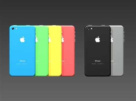 iphone 6c colors iphone 6c designed by caelan cooper features bigger