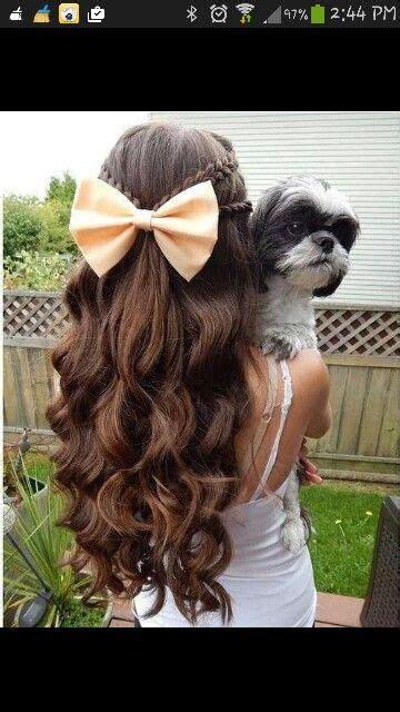 beautiful hair   ugly  beauty long hair