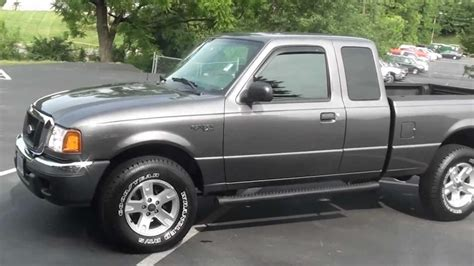 ranger ford 2005 for sale 2005 ford ranger xlt only 60k miles stk