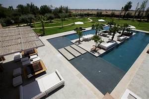 location d39une villa marrakech avec piscine With louer une villa a marrakech avec piscine