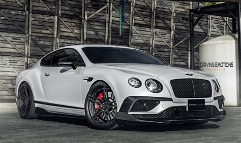 Startech Bentley Continental Gt Hits North America