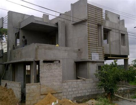 house construction  india