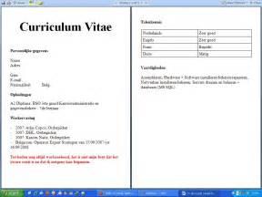 rsum or curriculum vitae review sollicitatiebrief en cv tips review ebooks