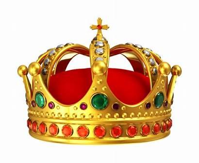 Crown Transparent King Queen Golden Clipart Princess