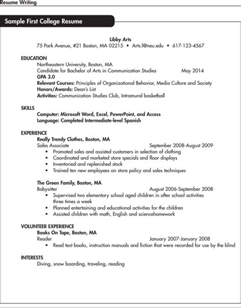 personal trainer resume templates for excel pdf and word