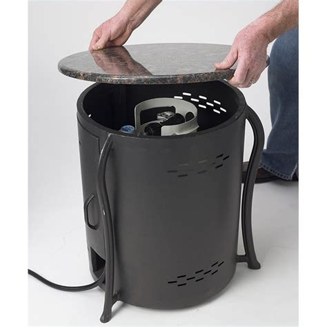 propane wall outdoor greatroom company table lp tank cover with