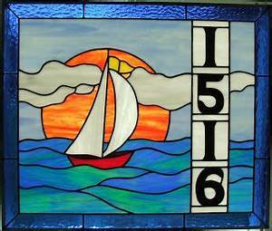 the 75 best images about stained glass numbers letters With stained glass letters and numbers