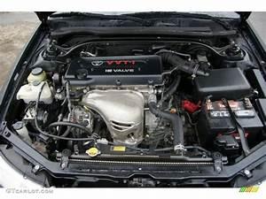 Toyota Camry Solara 2 4 2004