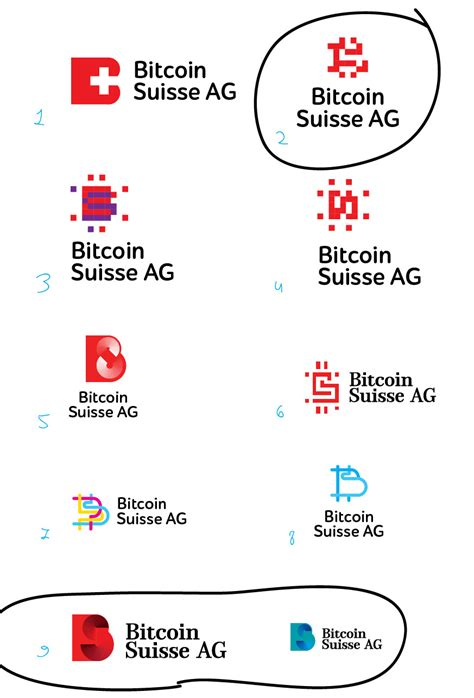Is it profitable, how to earn money, and what equipment to use read more on changelly blog. The making of the Bitcoin Suisse AG logo and corporate identity