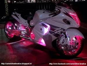 Car & Bike Fanatics: Tuned Neon Hayabusa