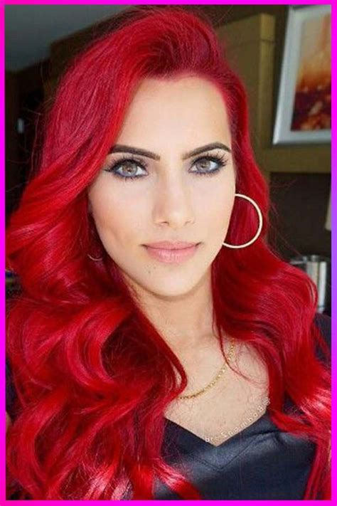 The Best Long Layered Red Hairstyles and Haircuts for