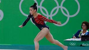 Aly Raisman Gives Amazing Floor Exercise in Team Final ...