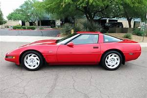 1991 Chevrolet Corvette Zr1 Convertible