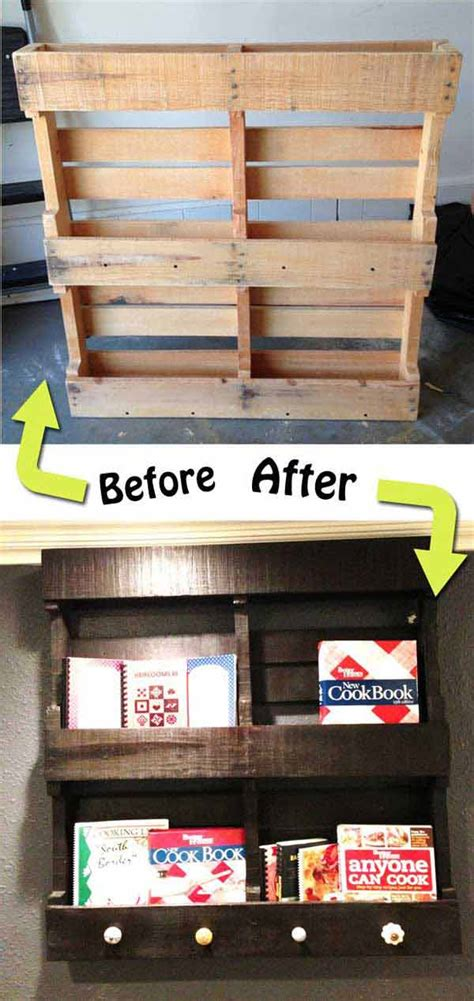 diy wood pallet projects   kitchen
