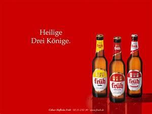 Weihnachten Bier Sprüche : 140604 frueh website werbung 1600x1200px ~ Haus.voiturepedia.club Haus und Dekorationen
