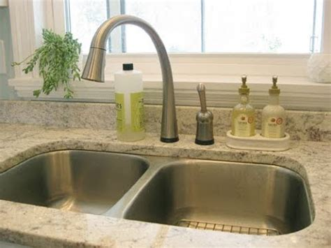 Kitchen Sink Soap Dispenser Bottle  Youtube