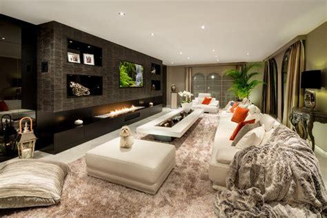 salon  chimenea ambience home design sl