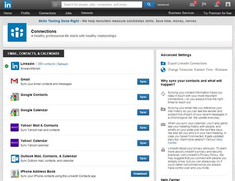 uploading your linkedin connections to crm crm