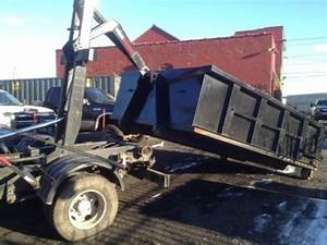 Find Used Isuzu  Npr  1995  Hook Lift  Box Tuck  Truck In