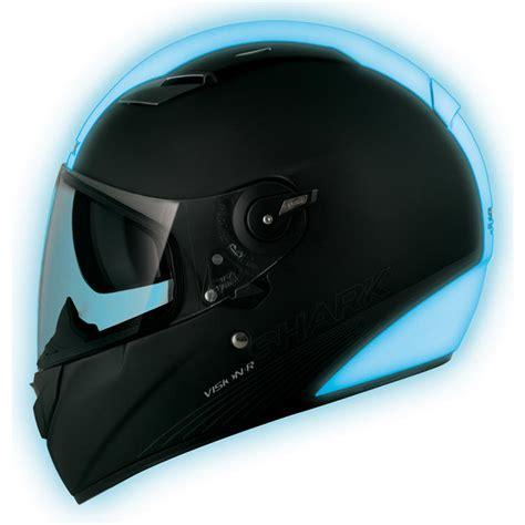 Shark Visionr Be Cool Lumi Motorcycle Helmet  Full Face