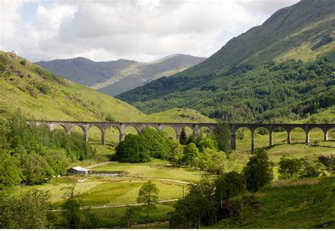 Walk of the Month: Glenfinnan Viaduct Trail - Sykes