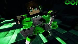 Minecraft Thumbnail SkyWars UHC PVP Survival Games