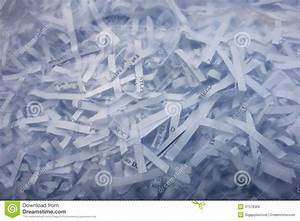 paper shredder and bag of shredded documents royalty free With shredded the documents