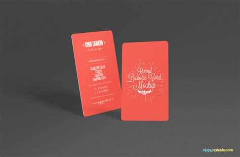 Free Stylish Round Business Card Mockup Psd Business Attire Vest Tokyo Pictures Essentials Dress Code Policy Proposal Ppt Free Online Plan Samples Jcpenney