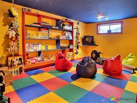 salle de jeux enfant cr 233 er une salle de jeux pour enfants le de l