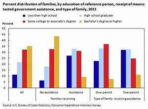 Spending patterns of families receiving means-tested ...