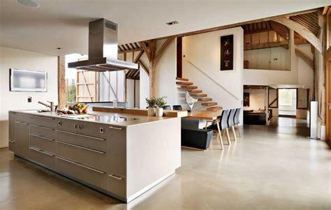 barn conversion kitchen designs barn conversion design top tips homebuilding renovating 4317