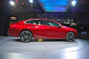 The 2016 Chevy Malibu Hybrid Is For People Who Don't Drive