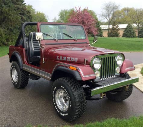 Jeep Laredo All Original Classic
