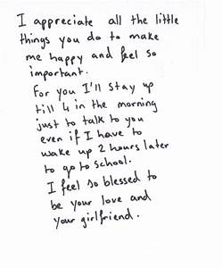 Sweet Love Letter For Him Tumblr - cute love letters for ...