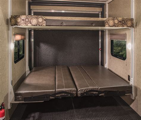 5th Wheel Cers With Bunk Beds by 2016 K Z Rv Sportsmen Sportster 30th12 Travel Trailer