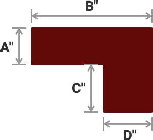 Countertop Sq Ft Calculator by Countertop Square Footage Calculator Edstoneinc