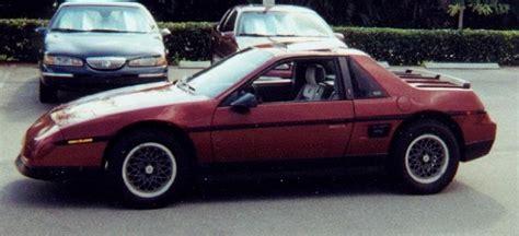 Pontiac Fiero Se by List Of Cars By Tag Pontiac Fieropontiac Fiero Pontiac