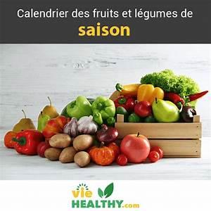 Calendrier Fruits Et Légumes De Saison : calendrier des fruits et l gumes de saison le guide ~ Nature-et-papiers.com Idées de Décoration