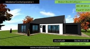 construire et acheter dans le neuf ou acheter dans l With plan maison avec patio 17 maison container modulaire ossature bois d architecte