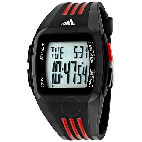 Adidas Performance Black And Red Multifunction Men's Watch. Light Watches. Stackable Bands. Ancient Egyptian Earrings. Saint Necklace. Artisan Engagement Rings. Modernist Rings. Single Pearl Pendant. Cushion Halo Diamond