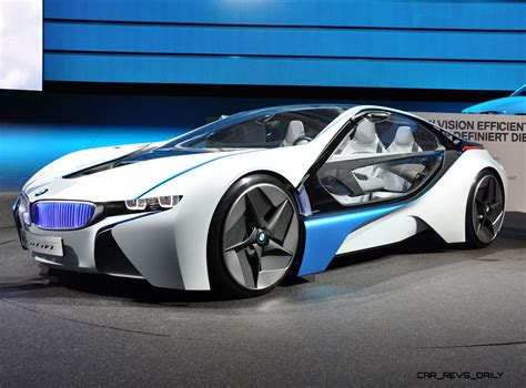 Bmw Vision by 2017 Bmw I6 Is Hiding In Plain Sight 2009 Bmw Vision
