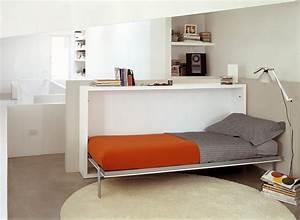 Poppi Desk Resource Furniture Wall Beds & Murphy Beds