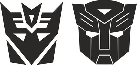 transformers stickers decals  vector cdr